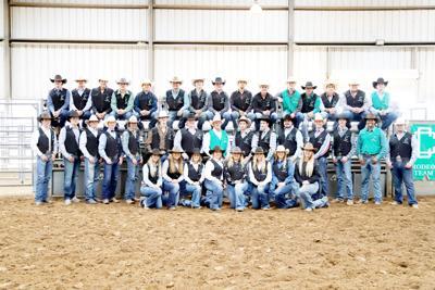 Clarendon rodeo team