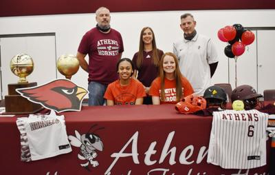 McCollister and Cook headed to TVCC