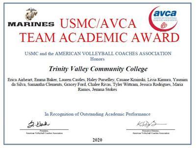 TVCC award