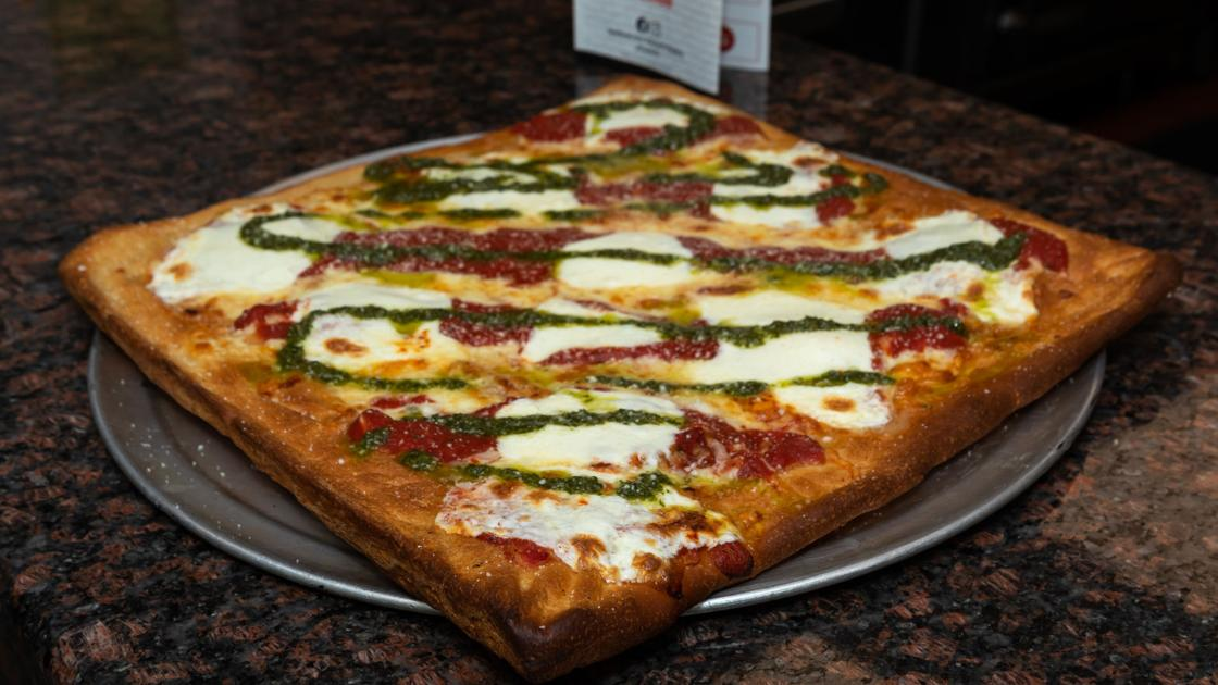 Karpuzi's Pizza is driven by the passion and fire of a youthful owner