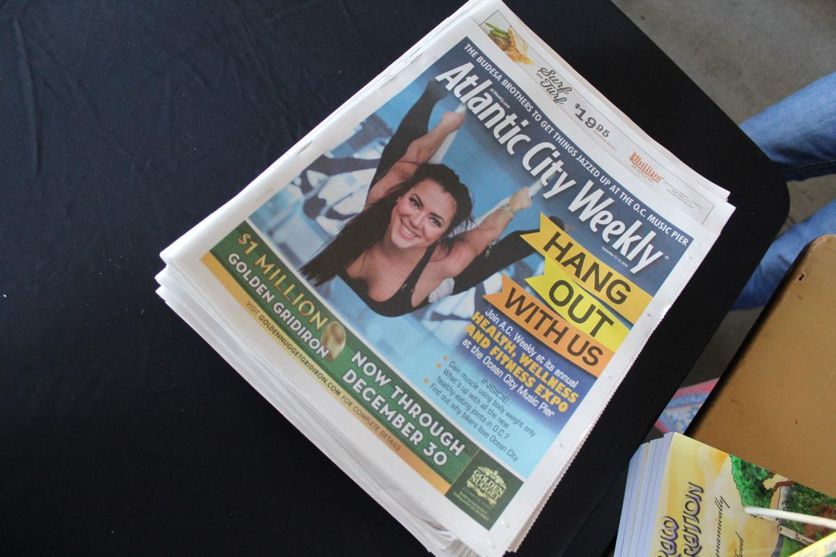 A C  Weekly's Health and Wellness Expo returns to whip you