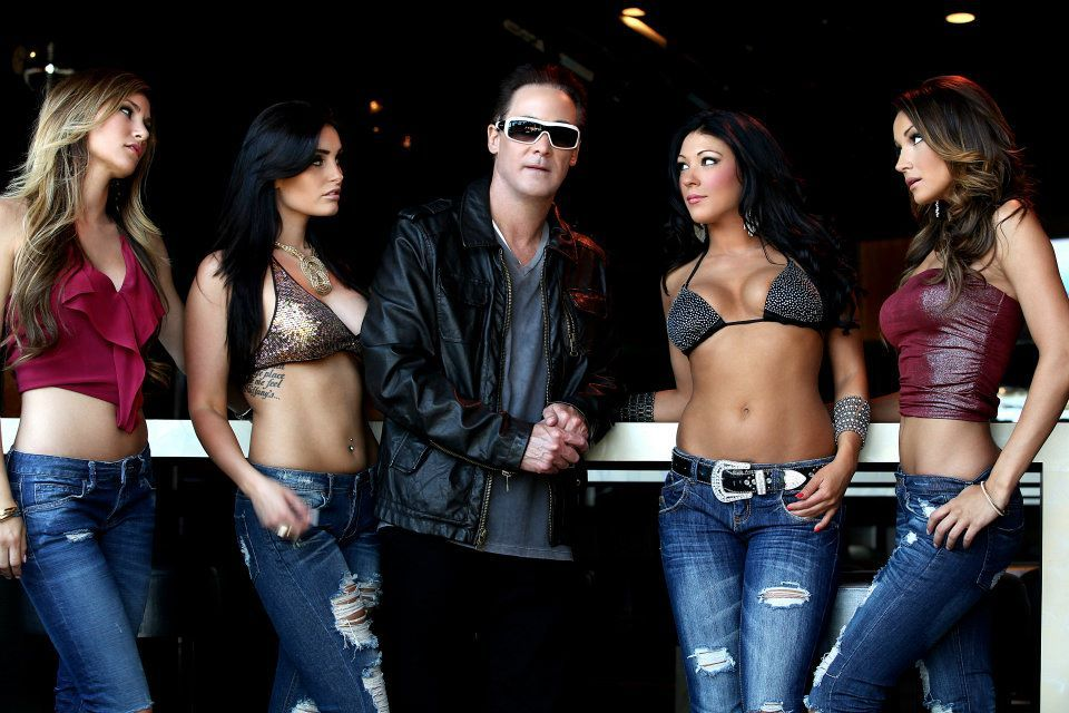 Jimmie Lee and Models