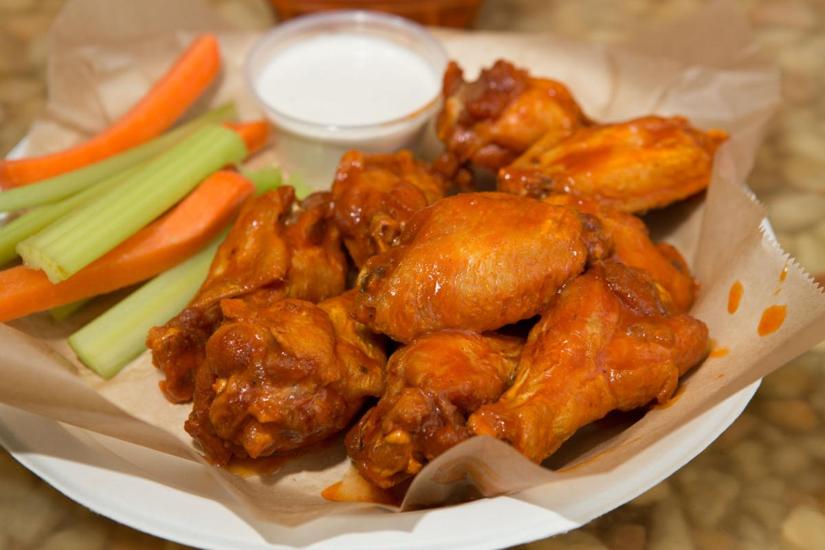 Wing Wars is coming to A C  — and it's SOLD OUT! | Food