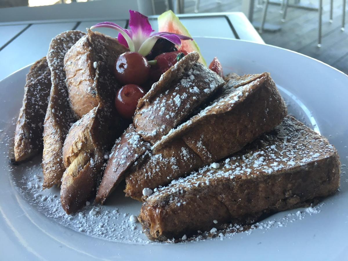 Dockside french toast
