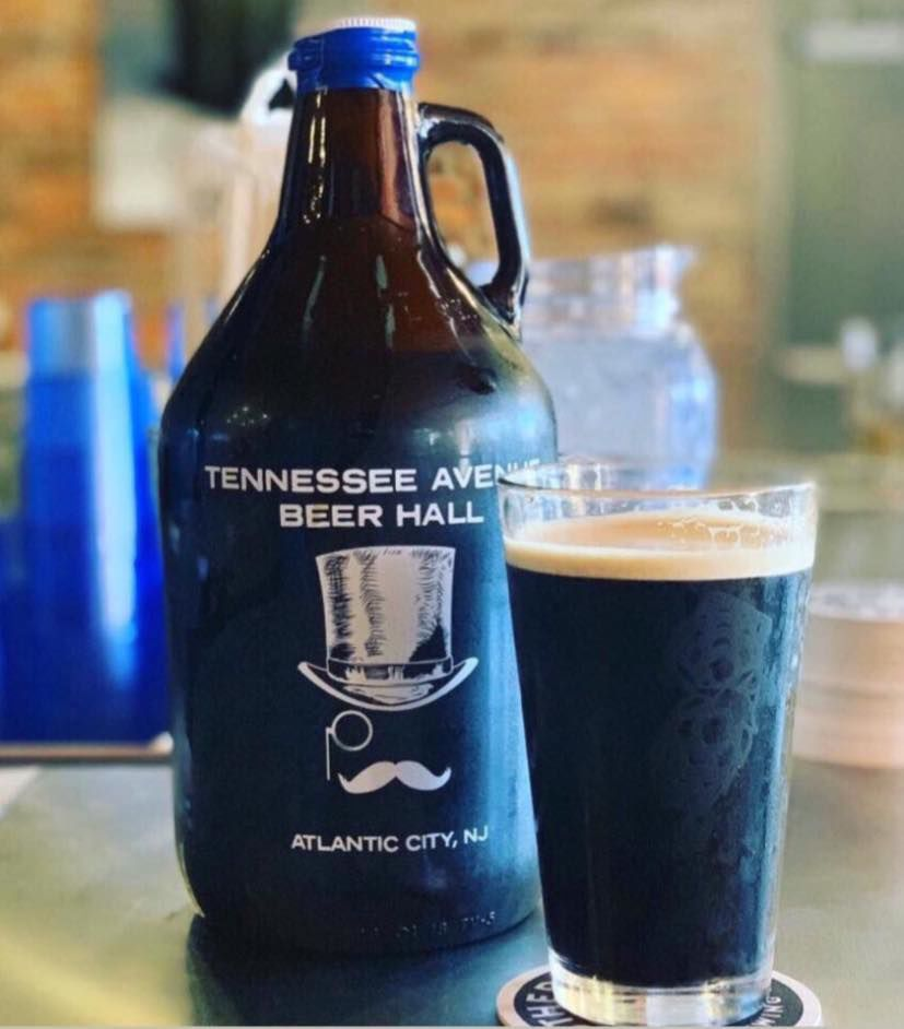 Tennessee Avenue growler
