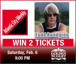 Win 2 tickets to see Todd Rundgren
