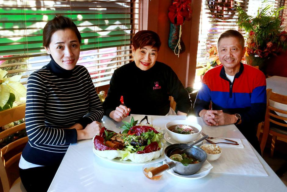 The three children of matriarch Lien Pham run a Linwood spinoff of her legendary A.C. eatery Little Saigon
