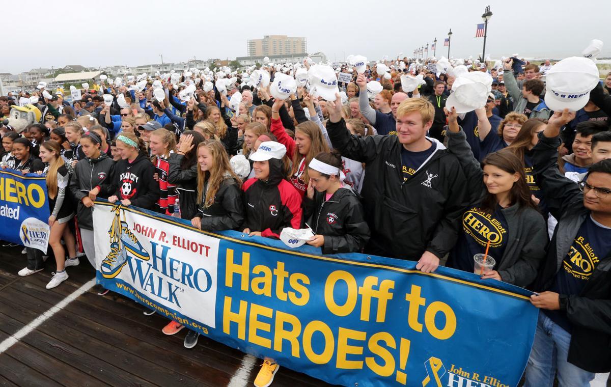 Hero Walk