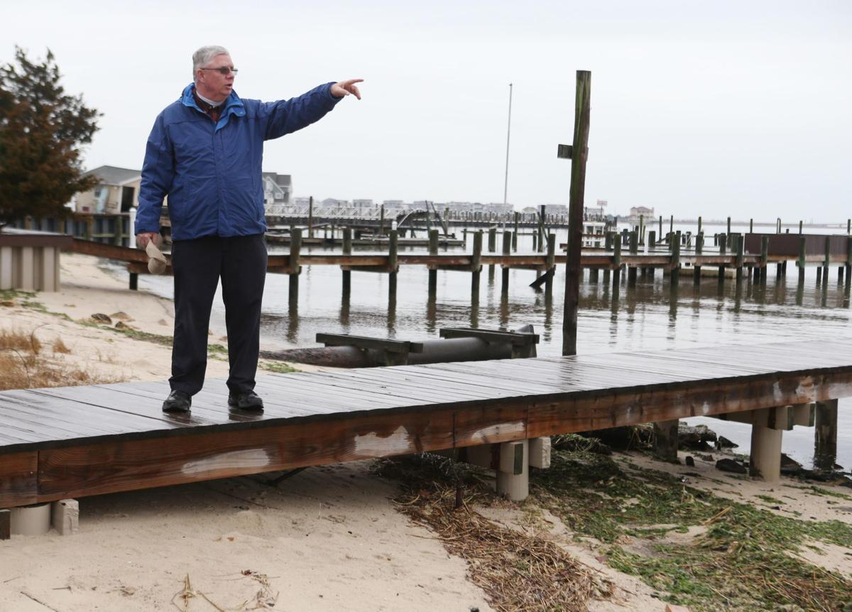 Somers Point To Create Bay Ave Embankment With Dredge Materials