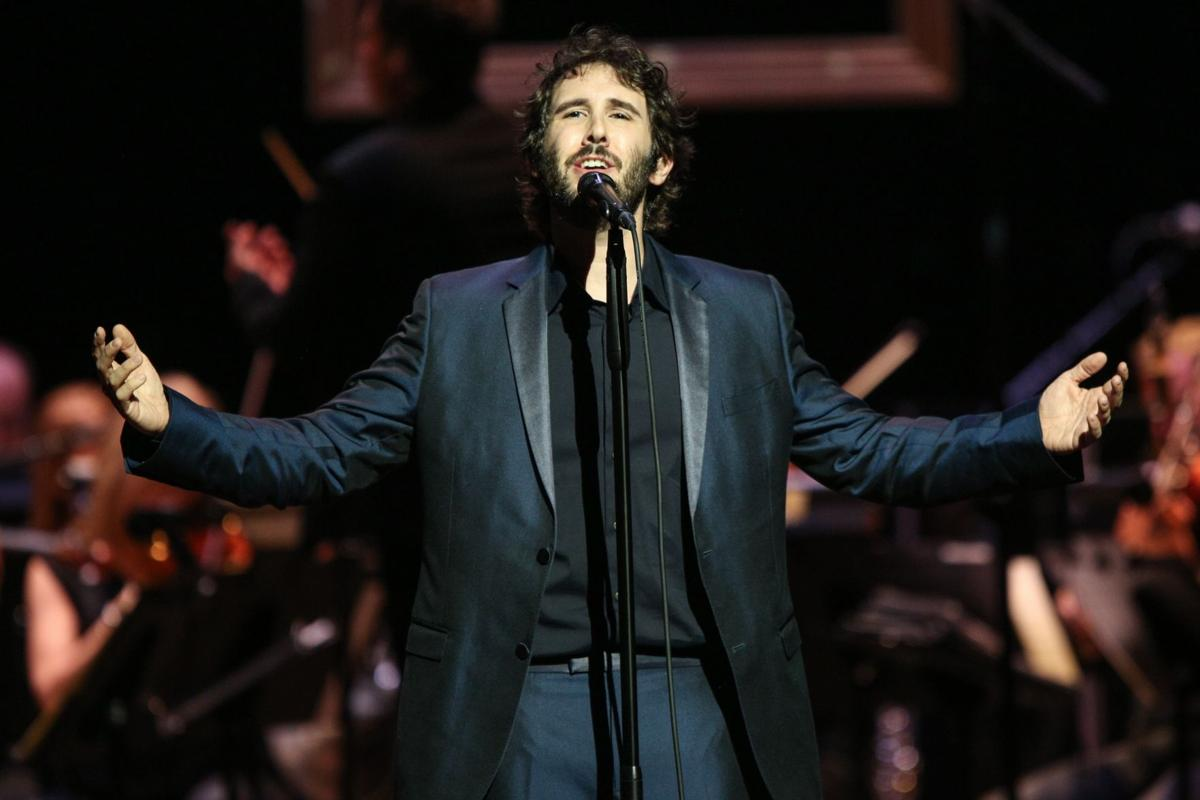 Josh Groban to light up A.C. before heading to the Great White Way ...