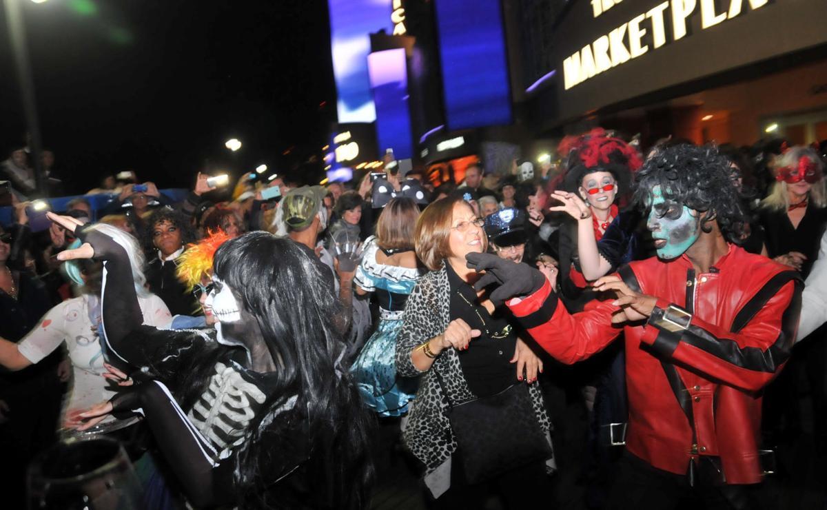 Boogie Nights Thriller
