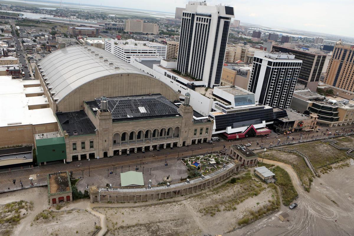 Atlantic City Aerials