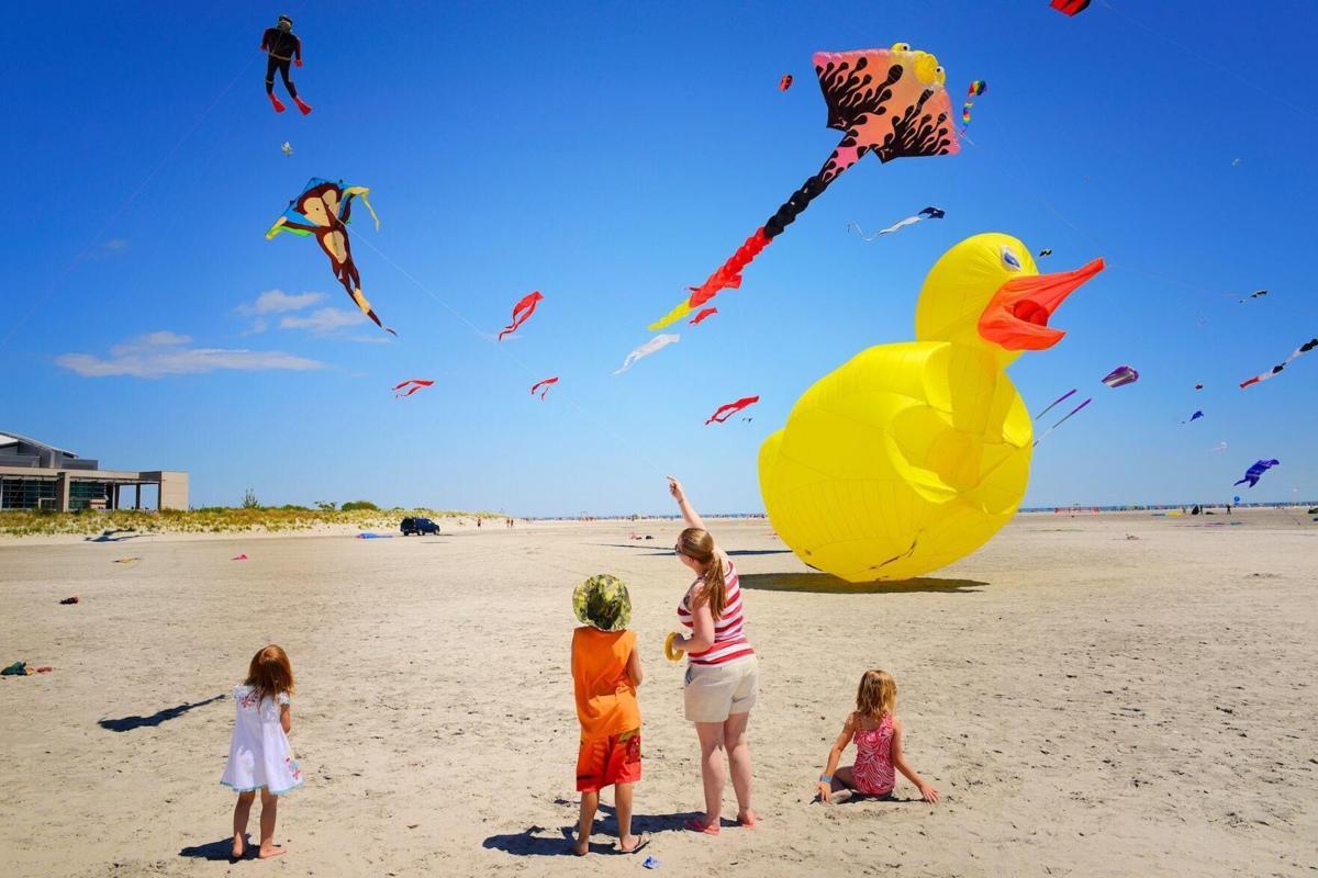 Ocean City Kites