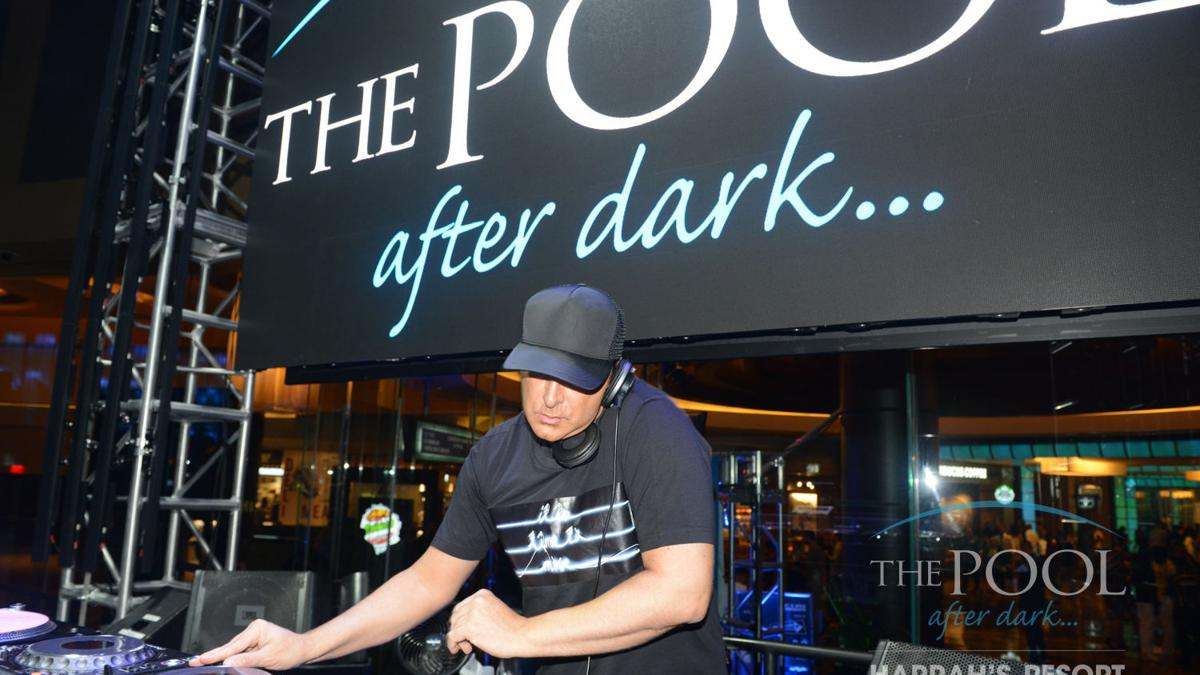 DJ Wallah spins at Saturday's Pool After Dark party