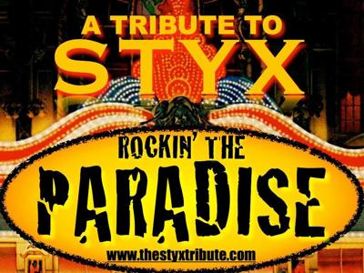 Rockin The Paradise