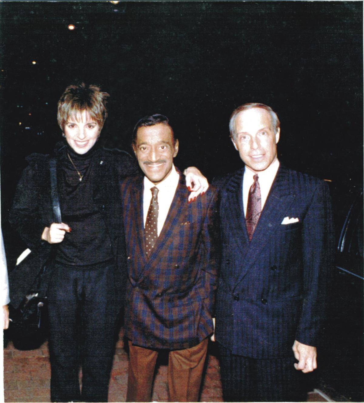 Liza, Sammy, Jerry