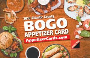 Atlantic County BOGO apps card