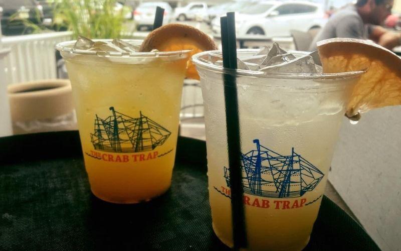 Crab Trap Orange_Lemon Crush
