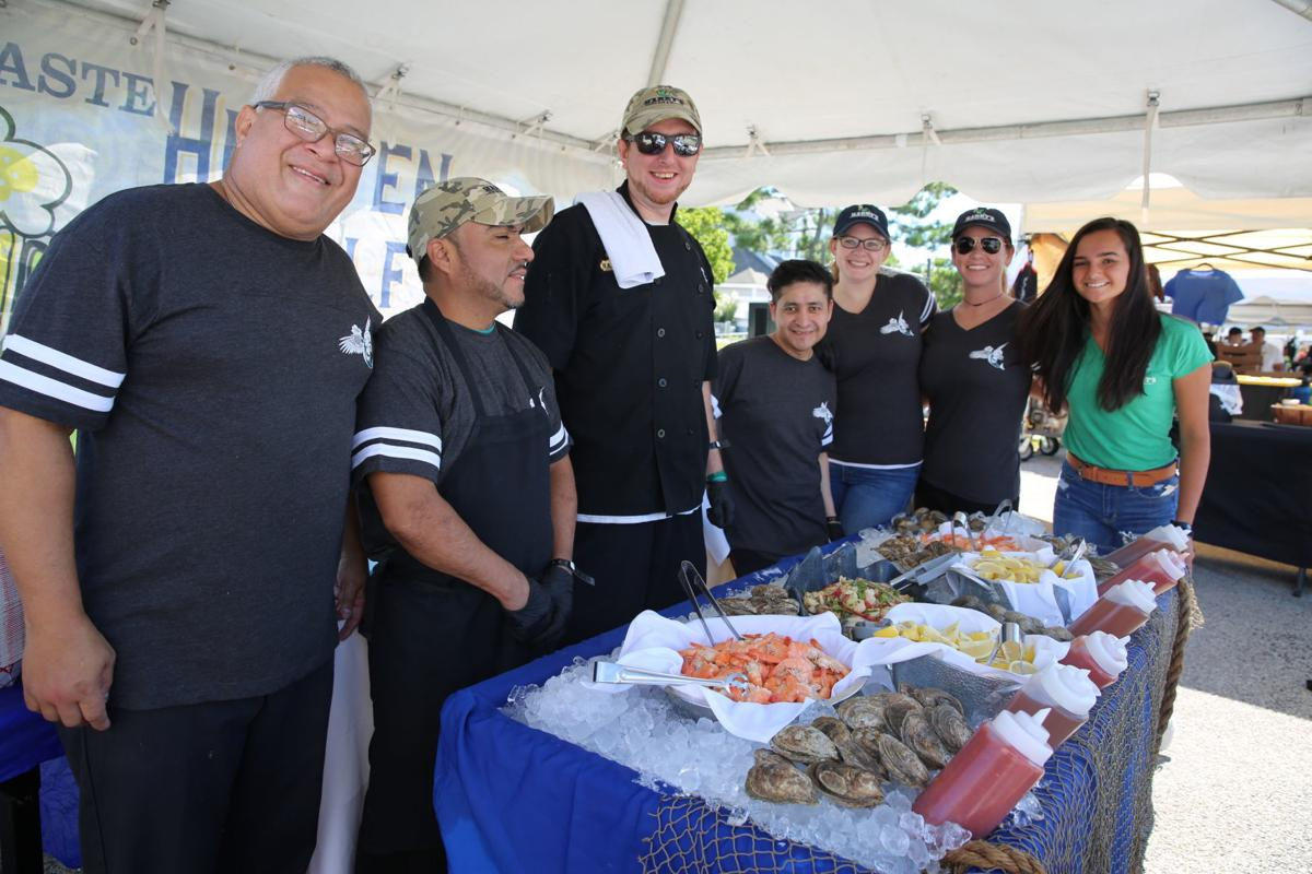 Downbeach Seafood Festival Saturday, Sept. 7, 2019 at Ski Beach in Ventnor