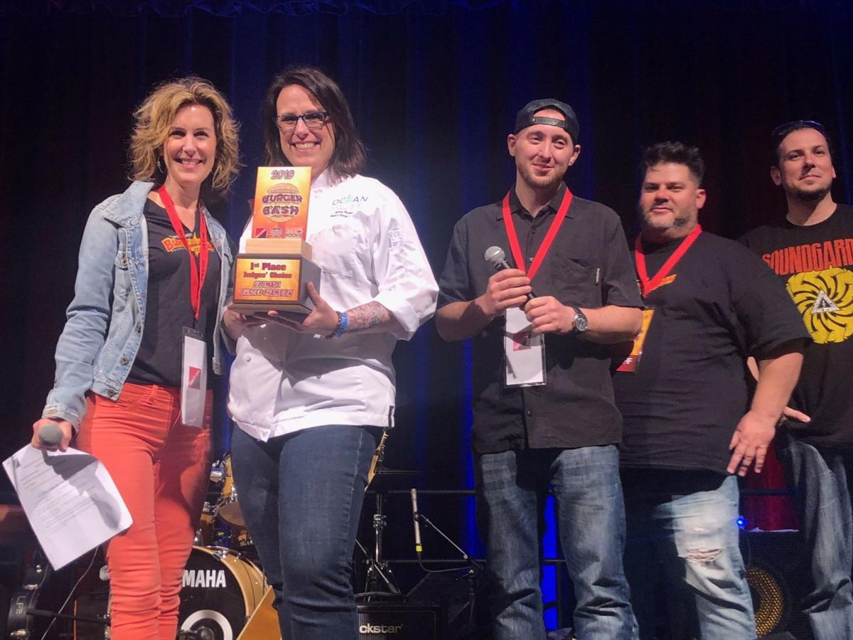 Burger Bash 4 results: A newcomer earns 'Top' honors