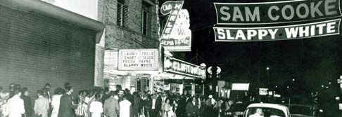 Club Harlem Exhibit Planned for New Smithsonian Museum