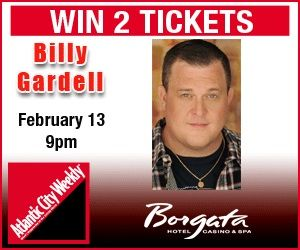 Win 2 tickets to see Billy Gardell