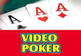 Super Aces video poker
