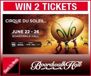 Win 2 tickets to see Cirque Du Soleil
