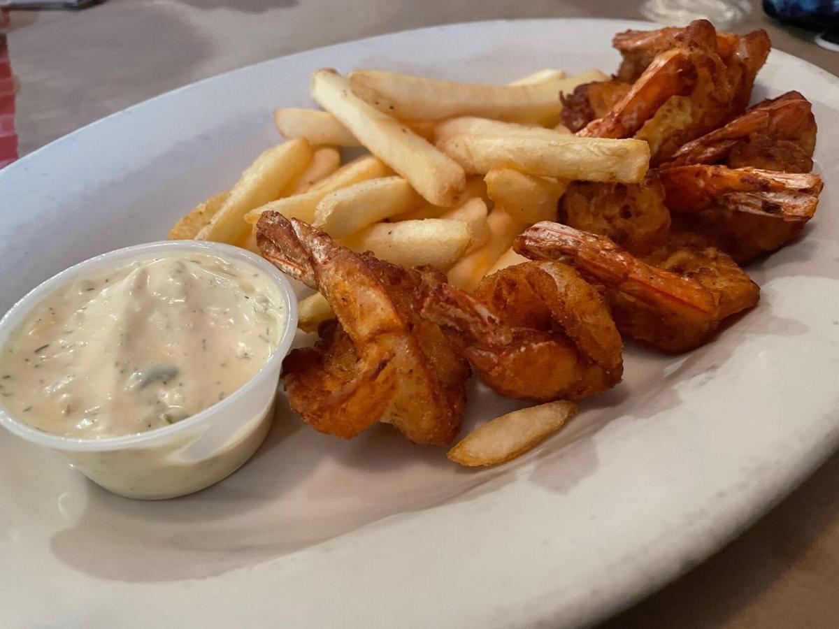 crabby's fried shrimp
