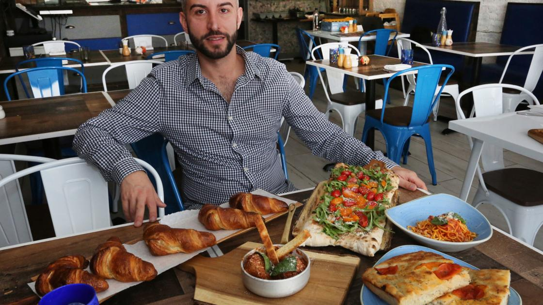 Pulia is an authentic nod to the flavors of Italy's heel