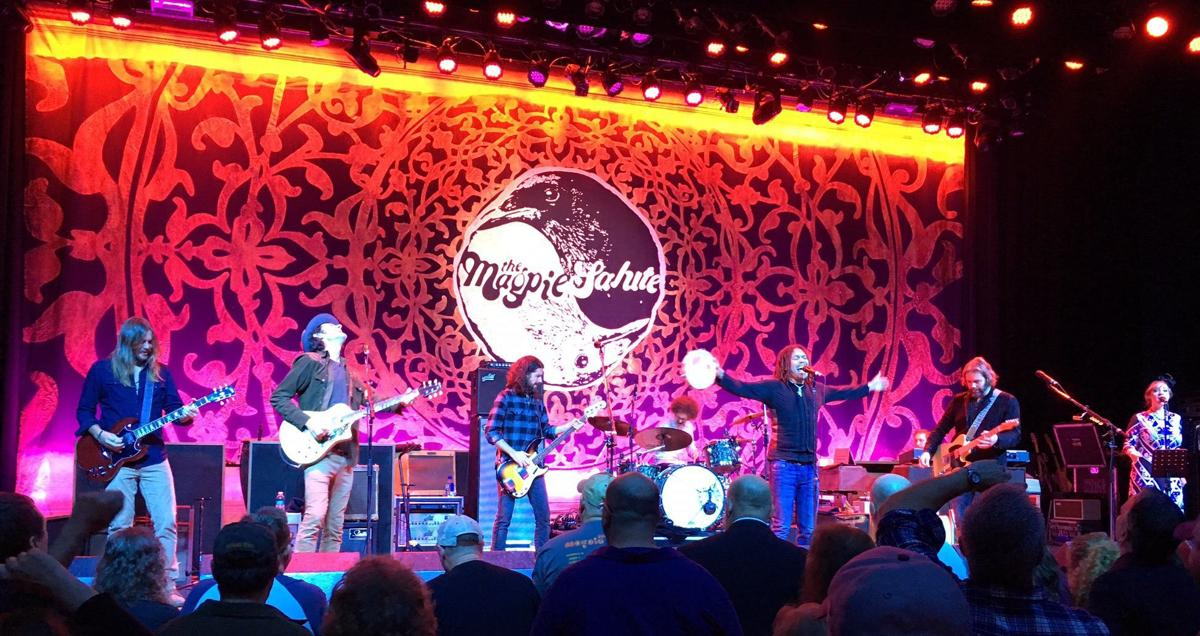 Magpie Salute live 1