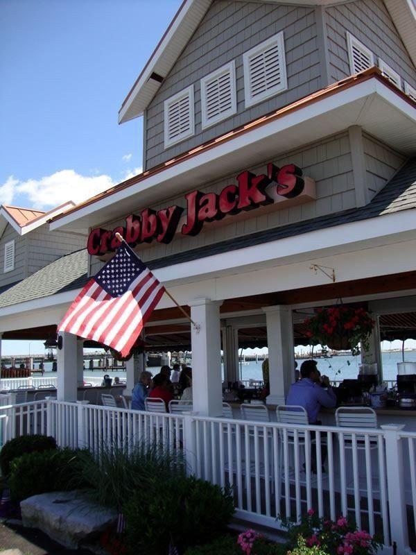 Crabby Jacks