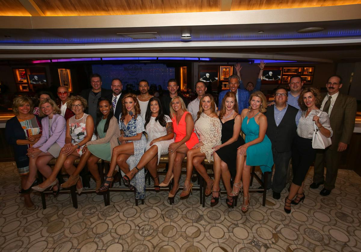 Dancing Under The Atlantic City Stars Kick Off Event Photo
