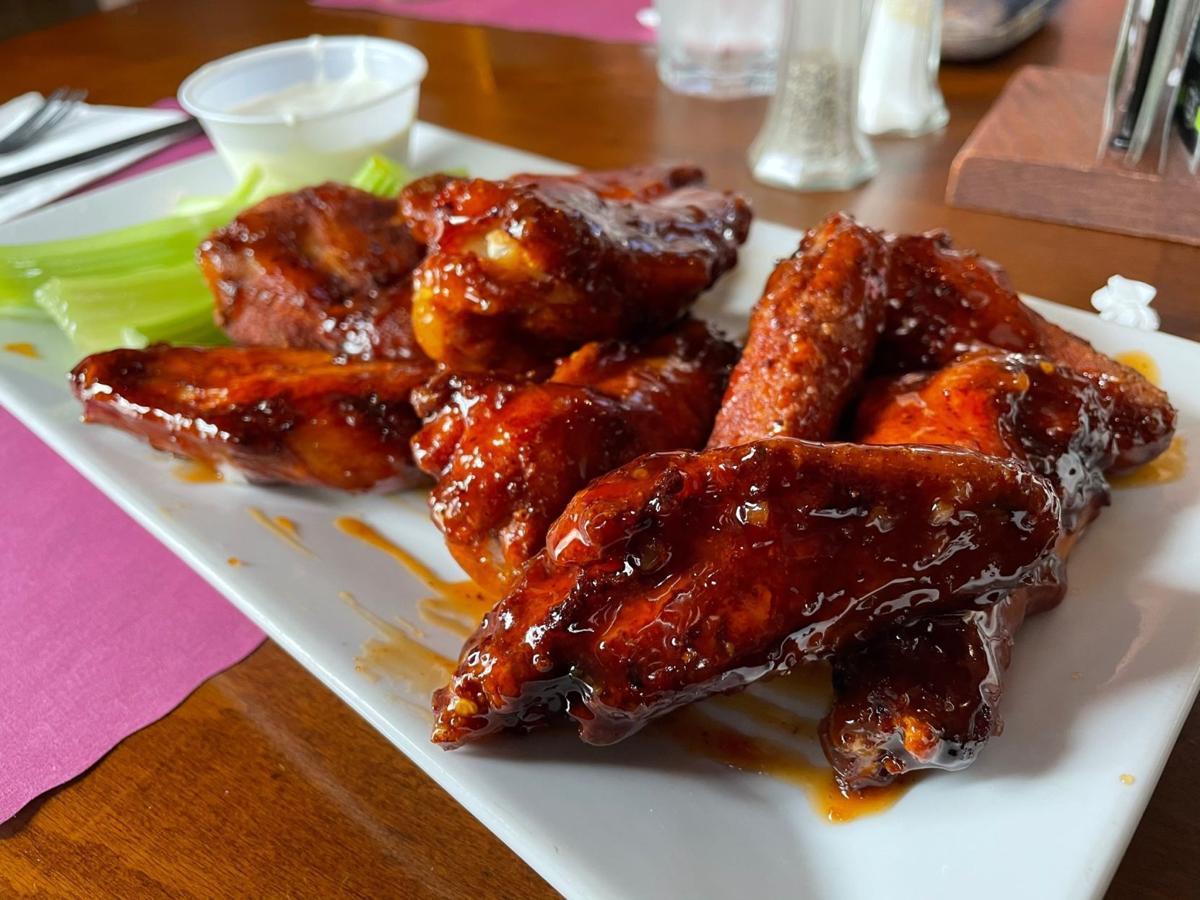 Hang time bar wings