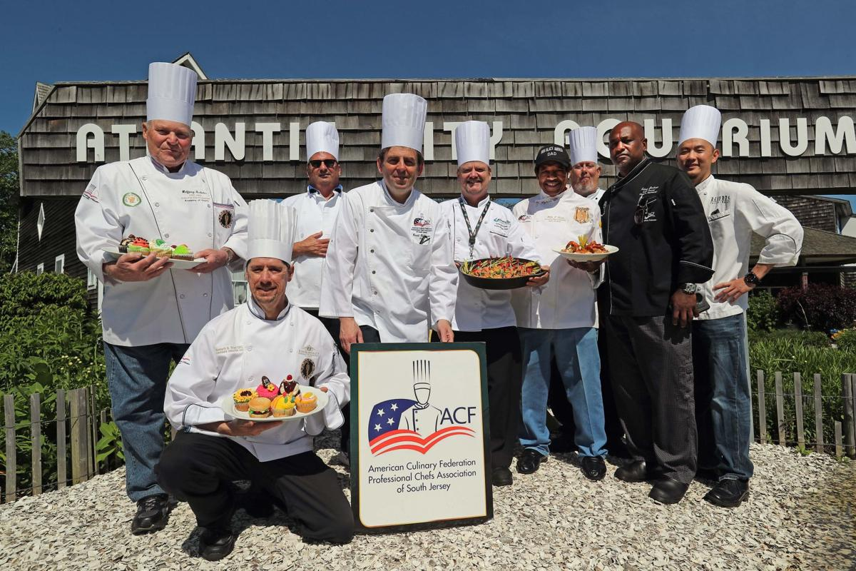 Chefs in The American Culinary Federation