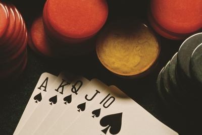 Casino Answer Man Cards