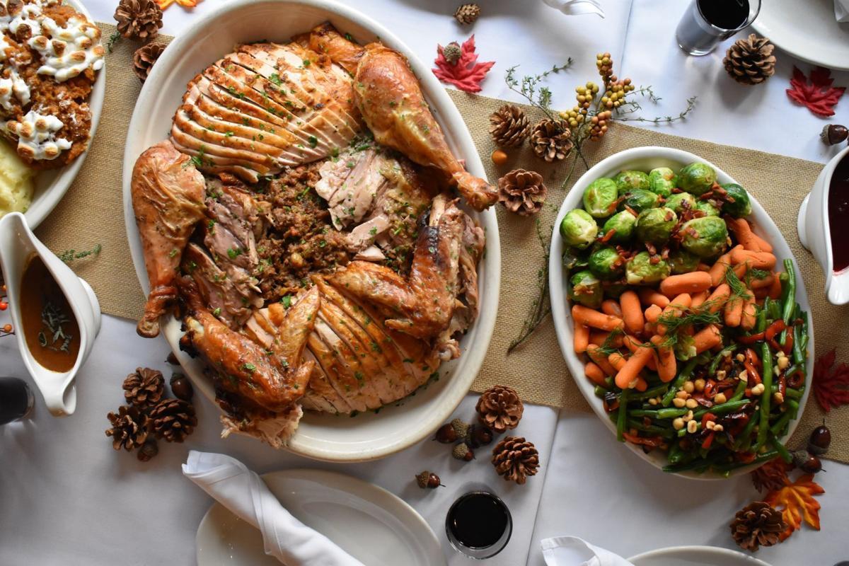 Carmines thanksgiving