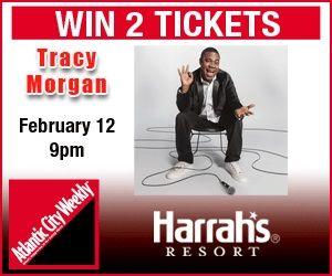 Win Tracy Morgan tickets