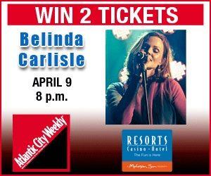 Win 2 tickets to see Belinda Carlisle on April 9