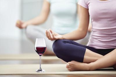 Yoga Wine