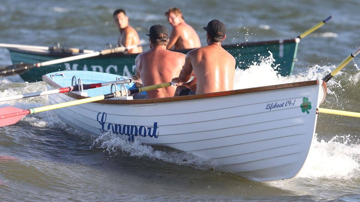 MCBP wins Friday's Lifeguard Races