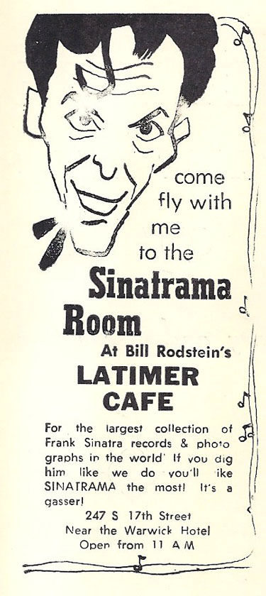 Who Remembers Sinatrama?