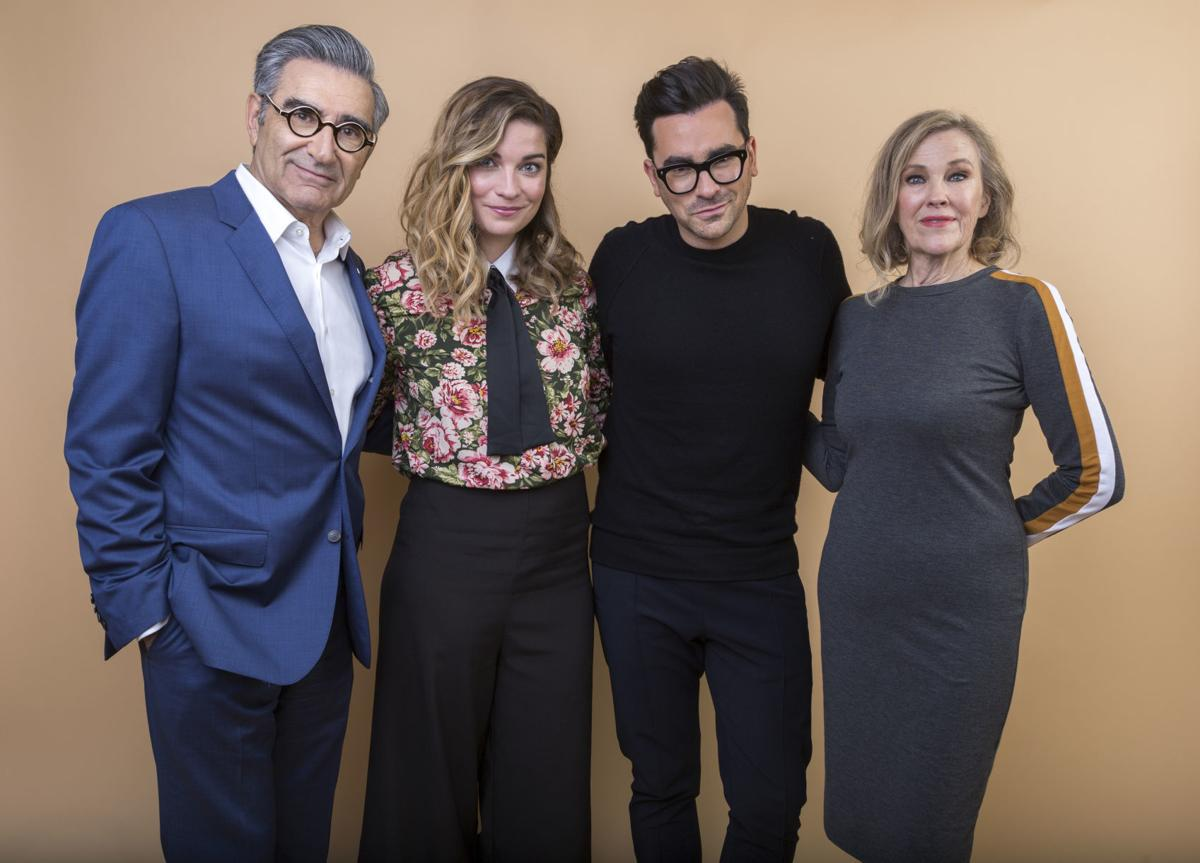2018 Winter TCA - 'Schitt's Creek' Portrait Session