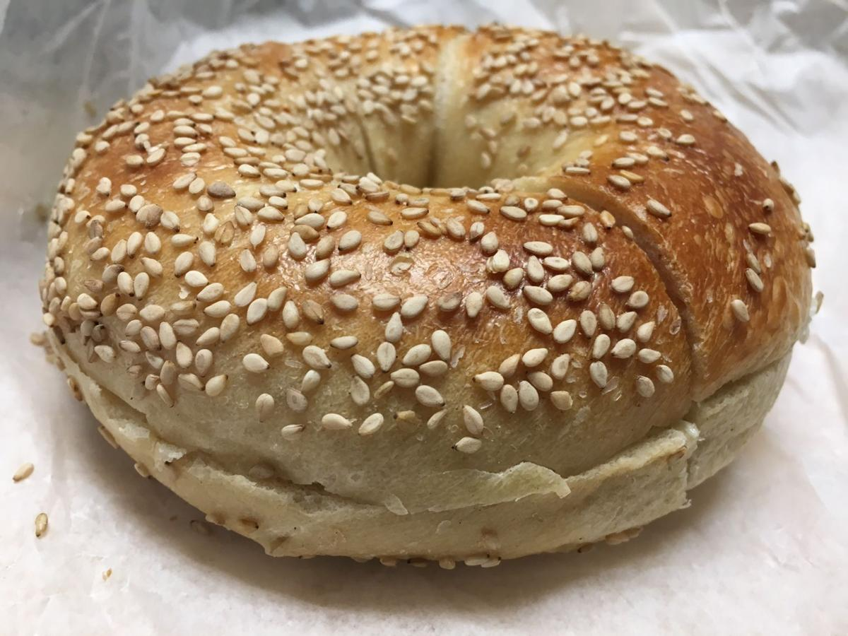 Hot bagels and more