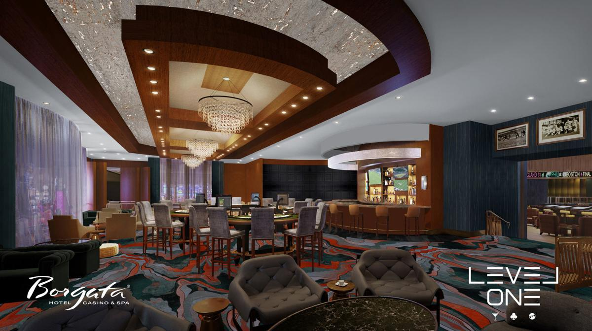 Level One Lounge