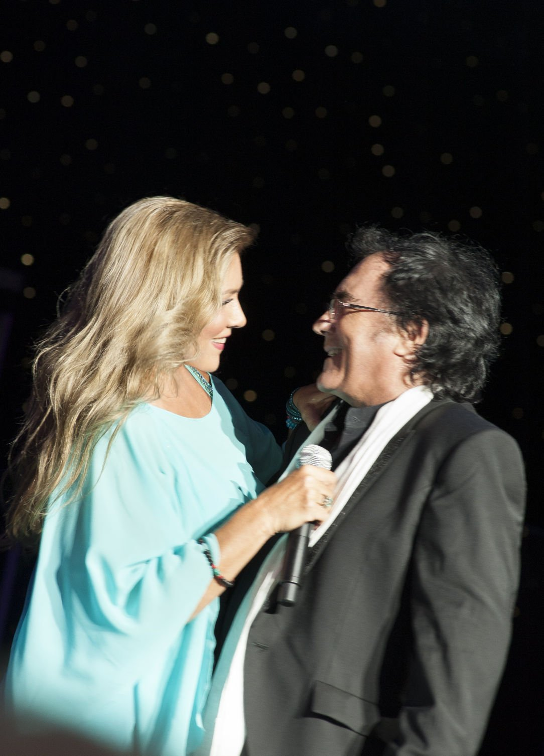 Romina power and al bano bring encore tour to trop for Al bano romina power