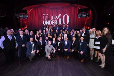 top 40 under 40 2019