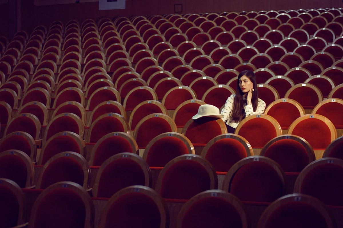 movies alone