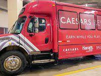Caesars Rewards Bus