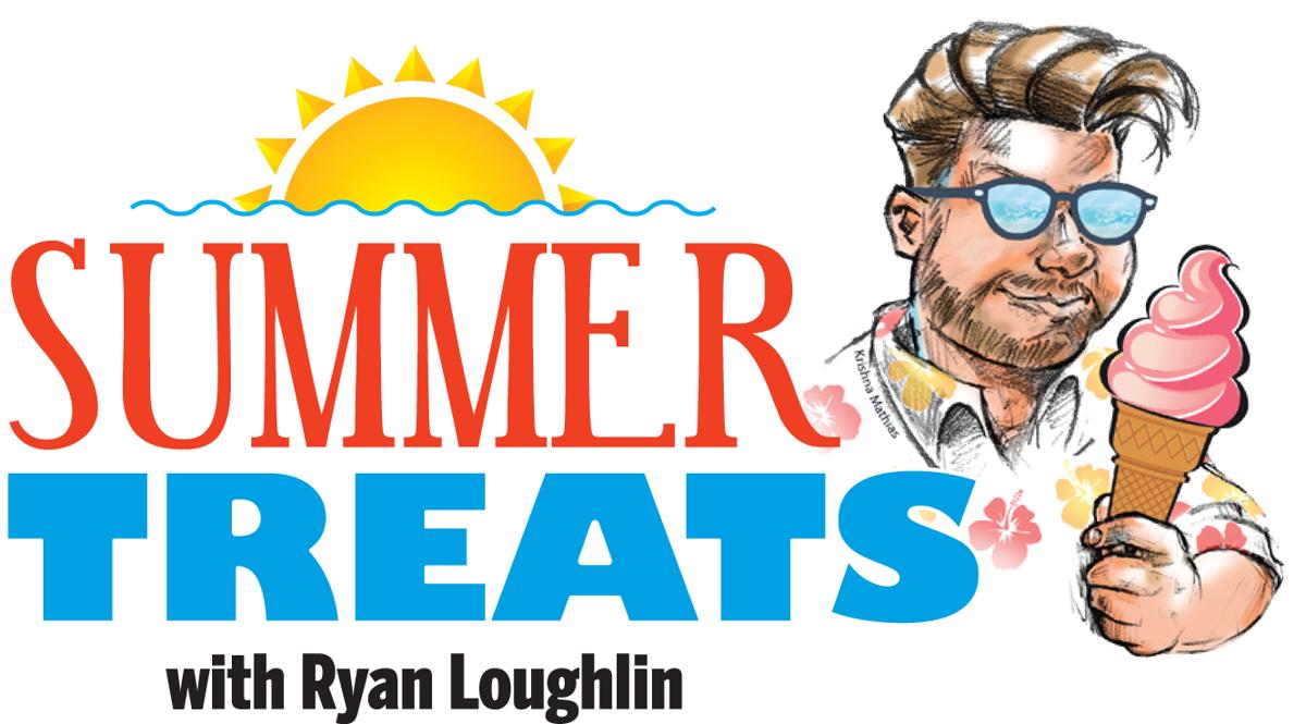 Summer treats logo